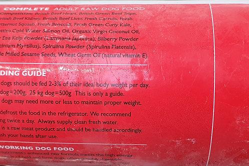 Nutriment Boneless Beef Formula 1.4kg