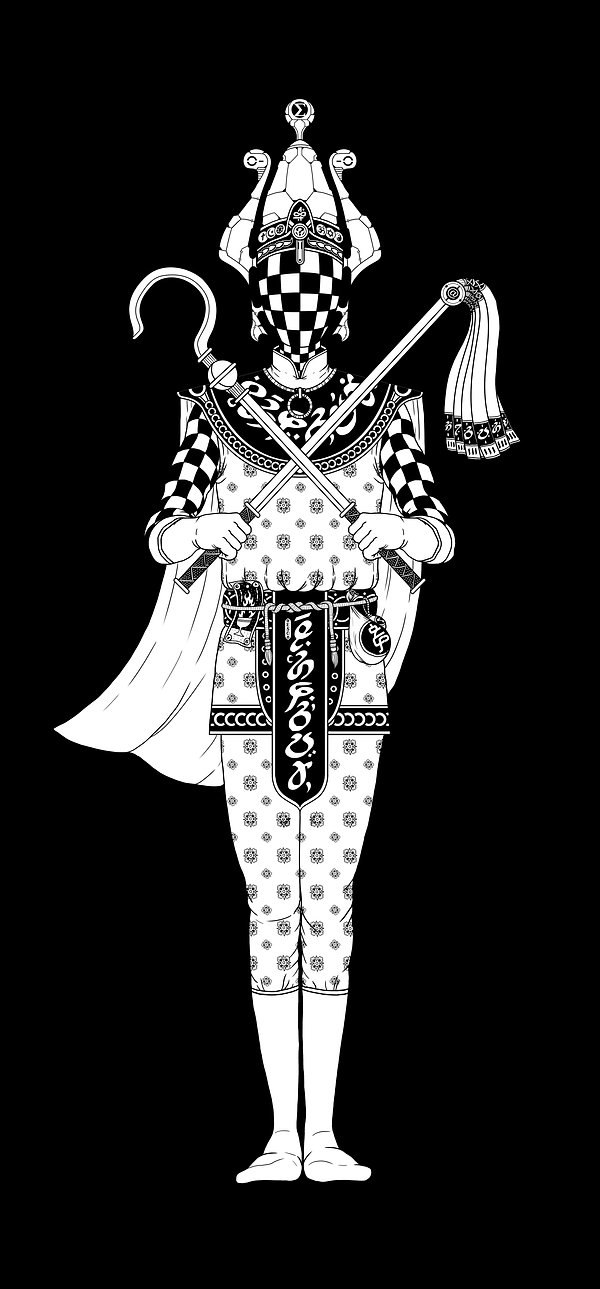 ARS MAGICA OSIRIS Black.jpg