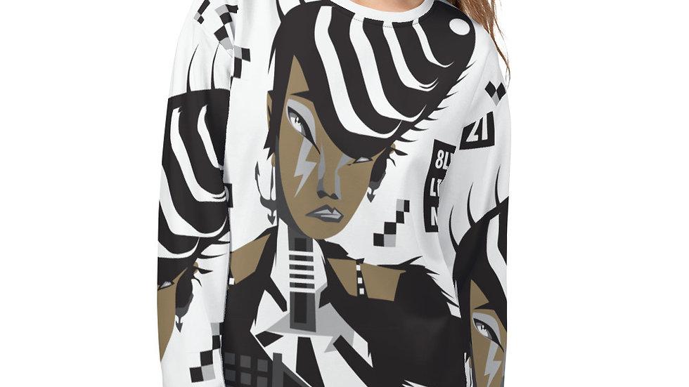 Unisex Sweatshirt (BLM wear MCA)