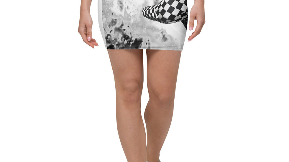 Mini Skirt (MC Artboy-Wear)