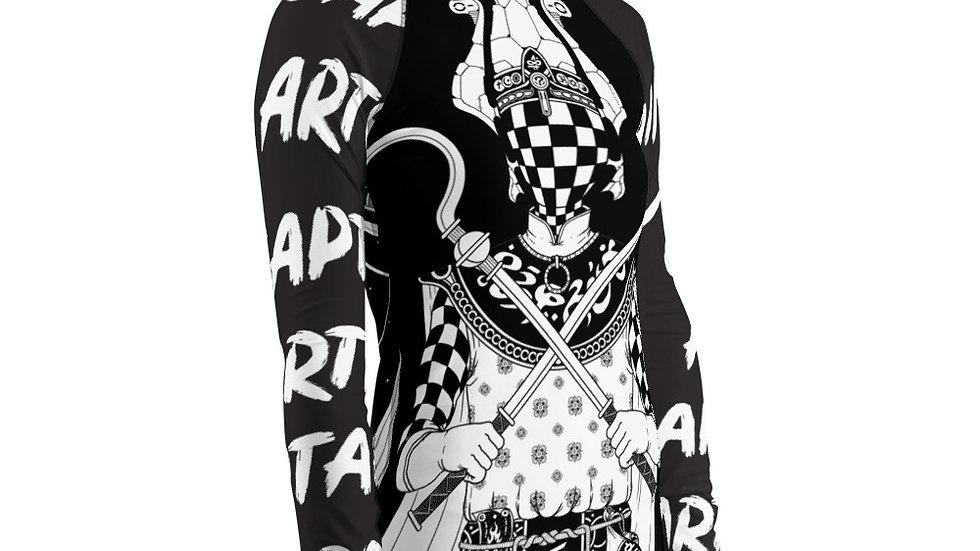 Women's Rash Guard (Captain Artboy Wear)
