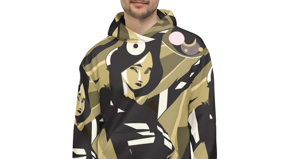 Unisex Hoodie (Artboy Invisible MC Wear)