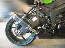тюнинг глушителя мотоцикла
