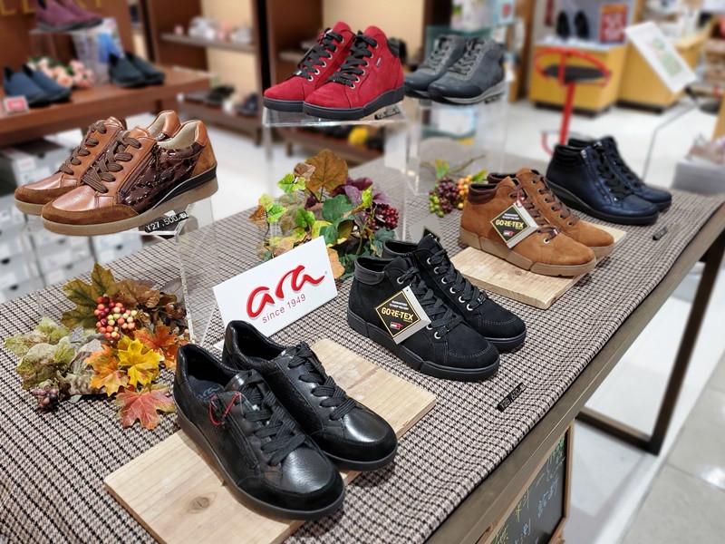 GALLERY新作の靴