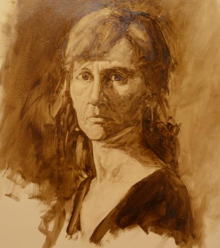 Portrait d'après modèle.JPG