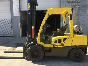 2015 Hyster H70FT - 7K lbs Capacity - $1