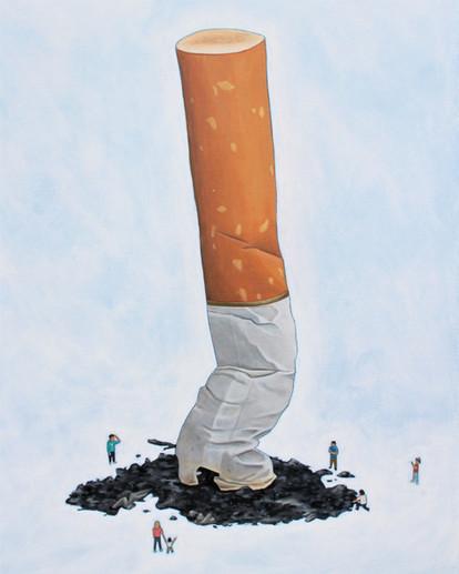 IF GOD SMOKED