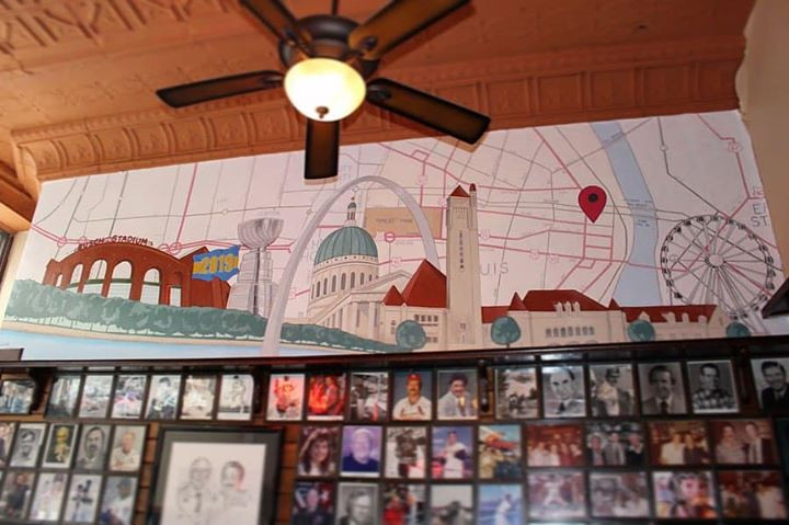 CHARLIE GITTO'S DOWNTOWN ST. LOUIS