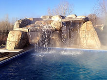 Utah Custom Vinyl Swimming Pool
