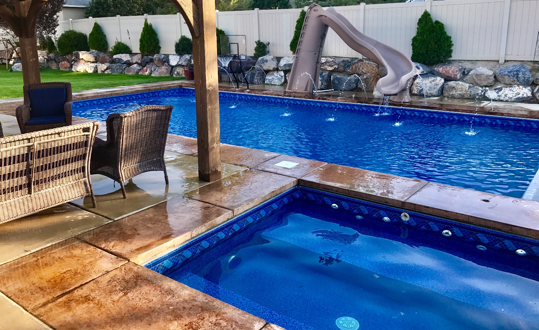 Vinyl Swimming Pool Construction Utah Utah Vinyl Pools