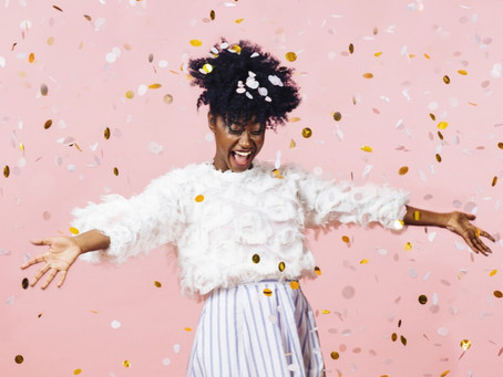 New Year, New You! | The Badass Black Girl's Morning Rituals