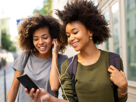 5 Must Listen To Podcasts For Every Badass Black Girl