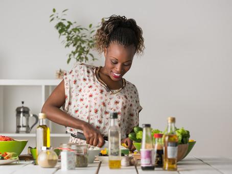 Top 5 Black Vegan Chefs