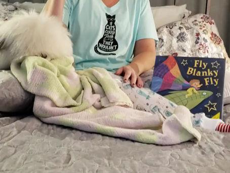 Goodnight! Sleep tight! Snuggle Blanky