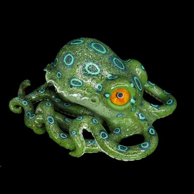 Miniature Octopus #14