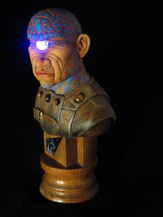 """Kratortoise"" the Cyclops"