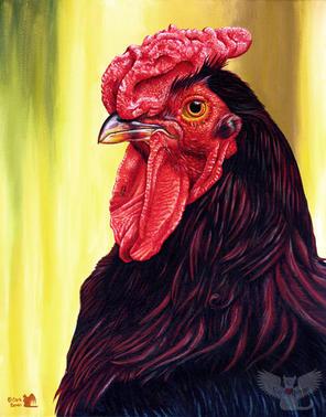 Fowl Emperor