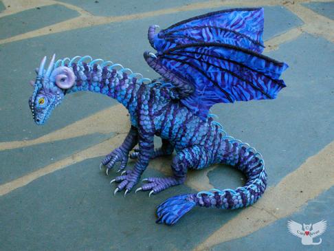 Meela the Aquatic Dragon