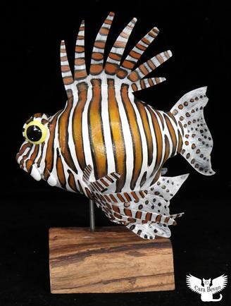 Miniature Lion Fish