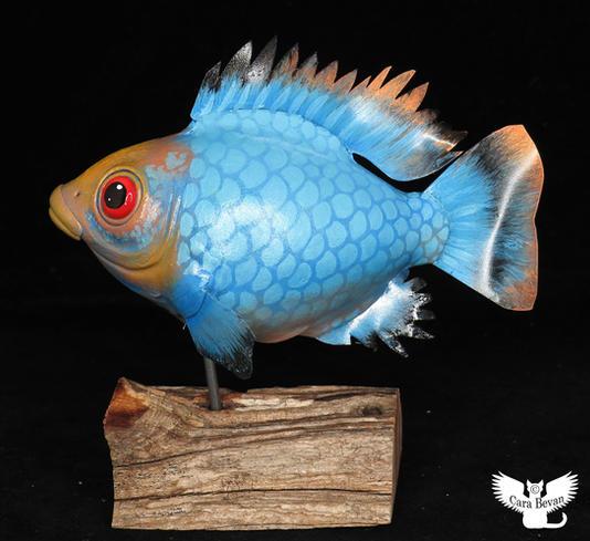 Miniature fish #59