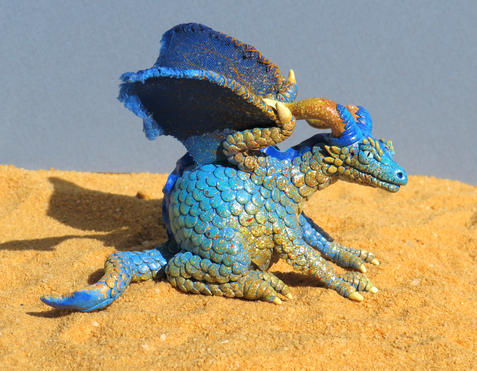 Miniature Dragon #2