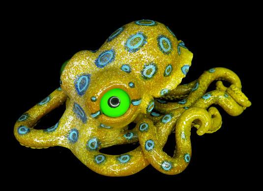 Miniature Octopus #10