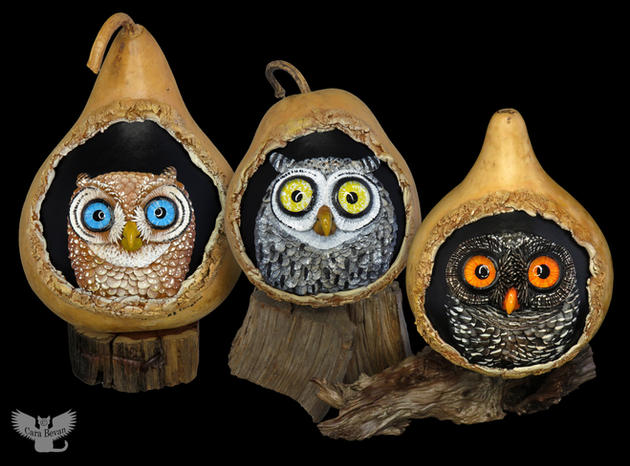 Peeking Owl Group