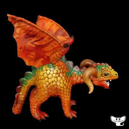 Miniature Dragon #11