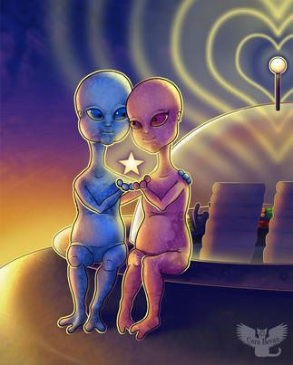 Aliens in Love