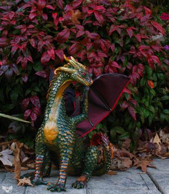 Great Earth Dragon