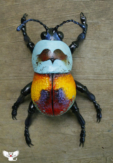 Ecuador Leaf Beetle