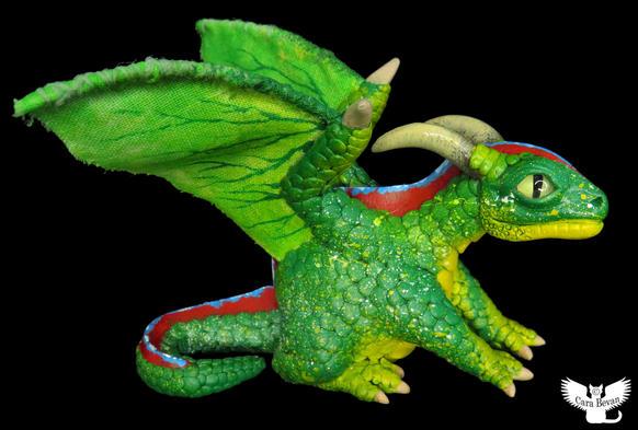 Miniature Dragon #14