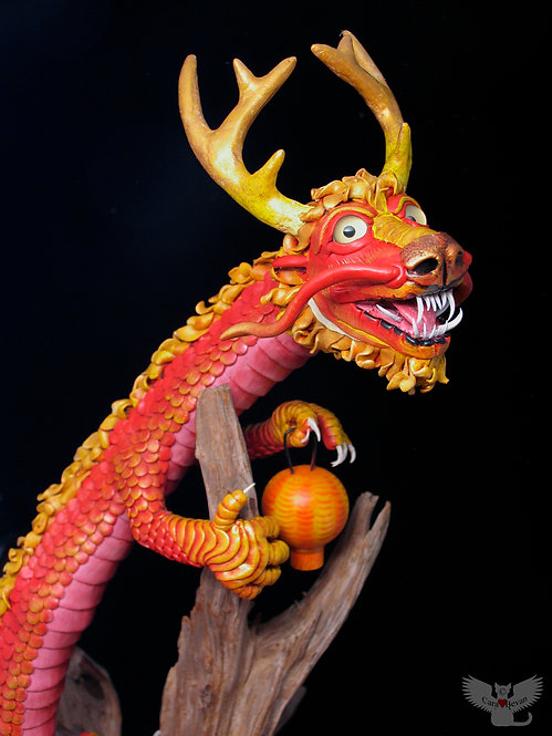 Chinese Dragon Guardian