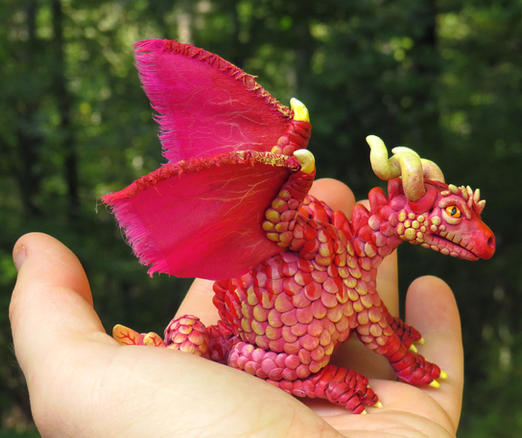 Miniature Dragon #1