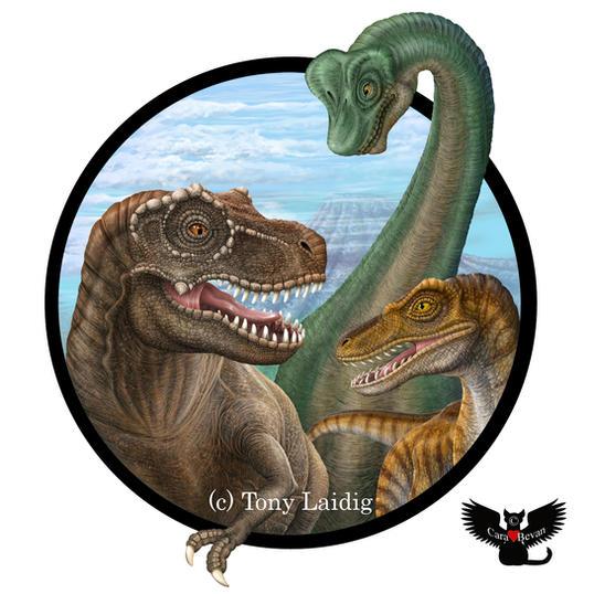 Dinosaur Springs Logo