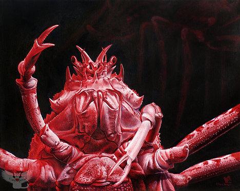 """Crustacean Salutation"""