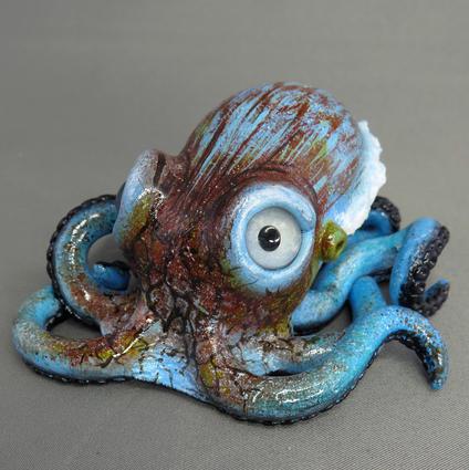 Miniature Octopus #8