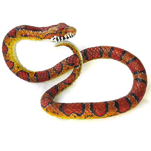 Cornsnake Sculpture