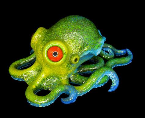 Miniature Octopus #11
