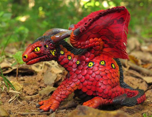 Miniature Dragon #9