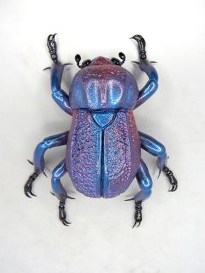 Miniature Beetle #44
