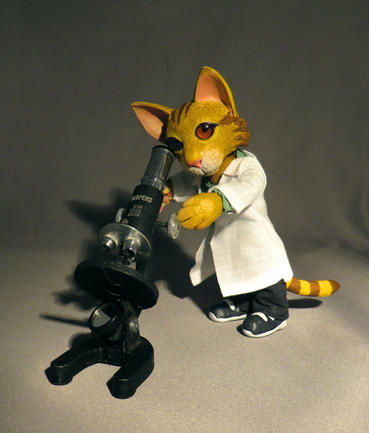 Chemcat Art Doll