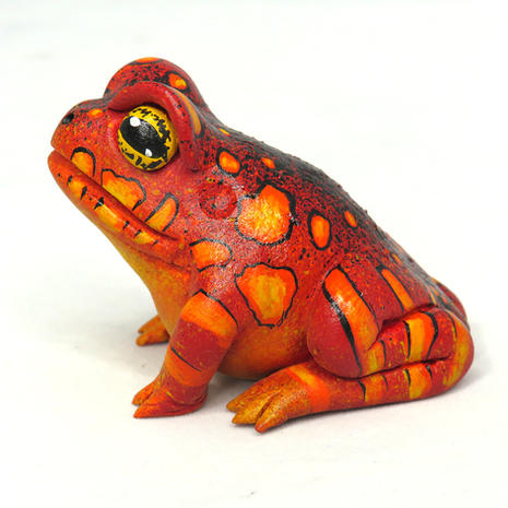 Miniature Frog #165