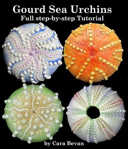 Sea Urchin Gourd Sculpting Tutorial