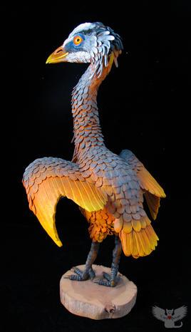The Heron Phoenix