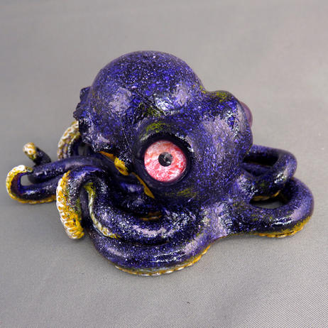 Miniature Octopus #9