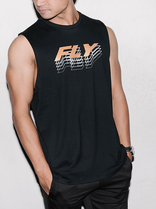 FLY BOLD MUSCLE TANK