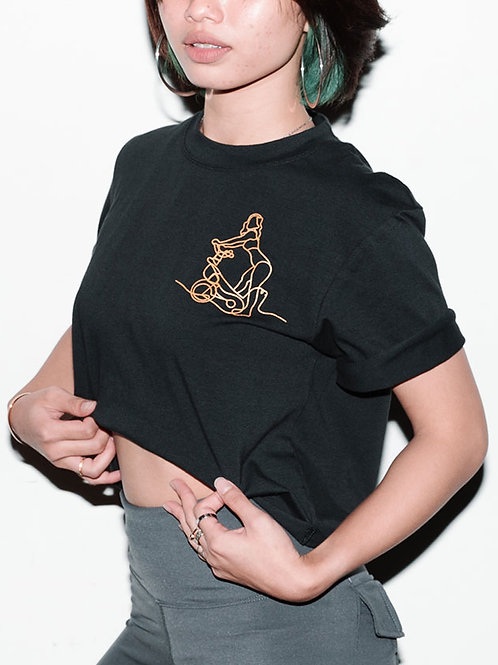 FLYCYCLE FREEDOM CROP TOP