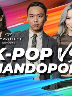 K-POP VS MANDOPOP