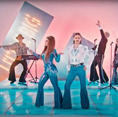 Музыкальный клип для группы Little Big  «Uno»